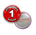 Custom Buttons 1 inch Round