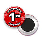 Custom Refrigerator Magnets 1-3/4 inch Round