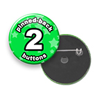 Custom Buttons 2 inch Round